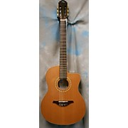 Manuel Rodriguez FLM0D500 Moderna Classical Acoustic Electric Guitar