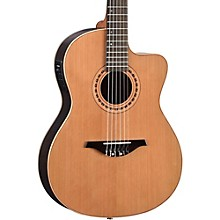 Manuel Rodriguez FLMOD500 Flamenco Moderna Acoustic-Electric Nylon String