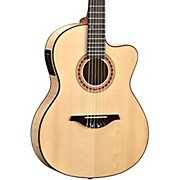 Manuel Rodriguez FLMOD550 Flamenco Moderna Acoustic-Electric Nylon String