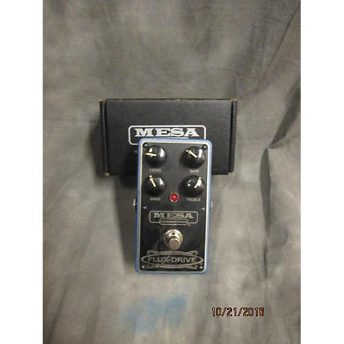 Mesa Boogie FLUX DRIVE Effect Pedal