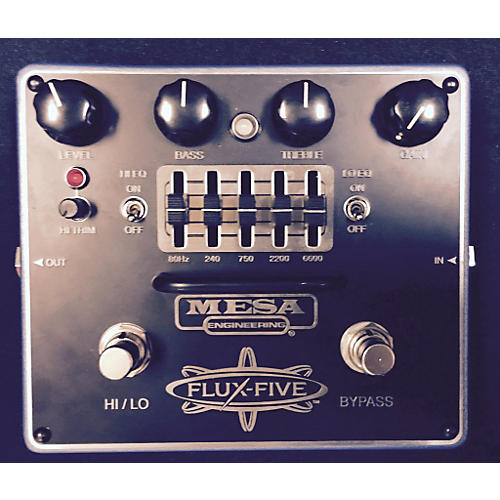 Mesa Boogie FLUX-FIVE Effect Pedal