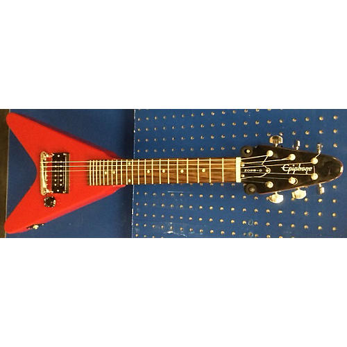 Epiphone FLYING V WEE Solid Body Electric Guitar-thumbnail