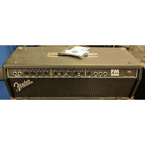 Fender FM100H 100W Solid State Guitar Amp Head-thumbnail