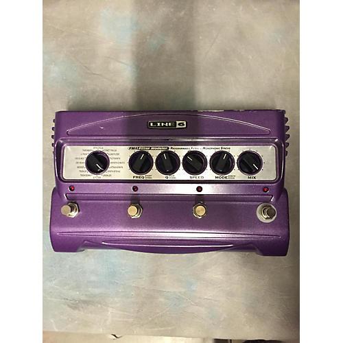 Line 6 FM4 Filer Modeler Purple Effect Pedal-thumbnail