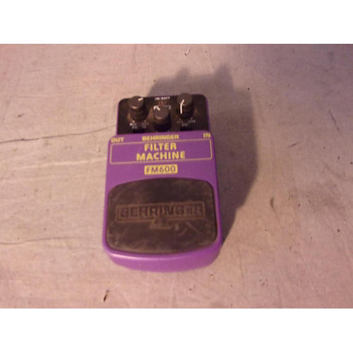 Behringer FM600 Filter Machine Effect Pedal