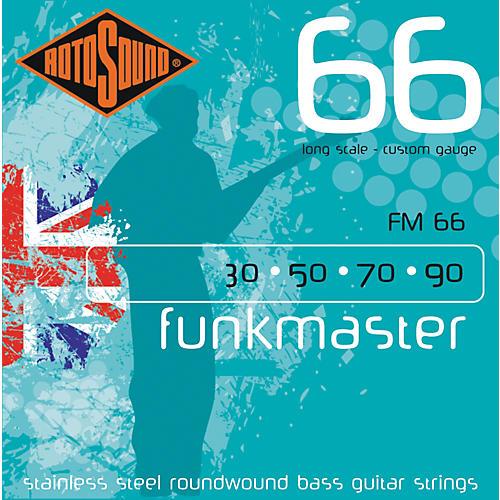 Rotosound FM66 Funk Master Bass Strings