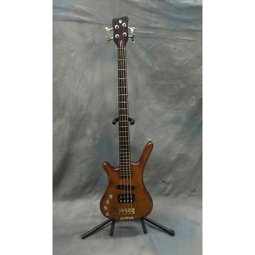 Warwick FNA Jazzman 4 String Left Handed Natural Electric Bass Guitar-thumbnail