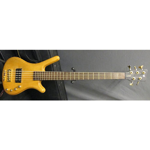 Warwick FNA Jazzman 5 String Electric Bass Guitar-thumbnail