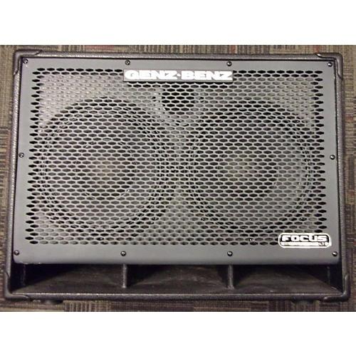 Genz Benz FOCUS 210 Bass Cabinet