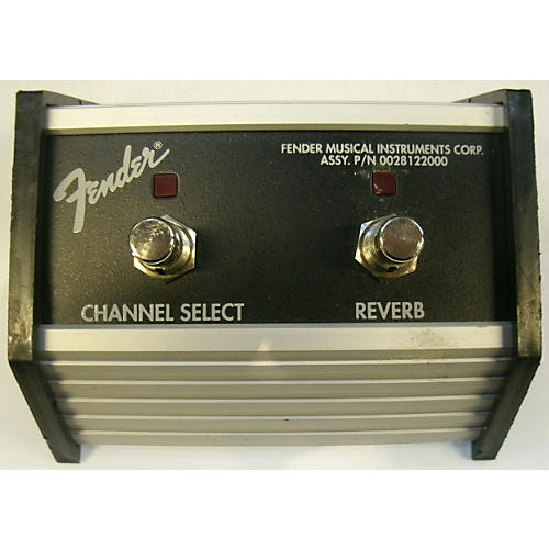 Fender FOOTSWITCH Pedal-thumbnail