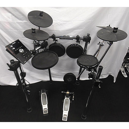 used alesis forge electric drum set guitar center. Black Bedroom Furniture Sets. Home Design Ideas