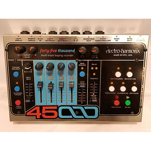 Electro-Harmonix FORTY-FIVE THOUSAND Pedal