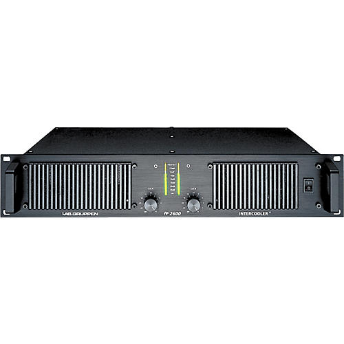 Lab Gruppen FP 2600 Power Amplifier-thumbnail