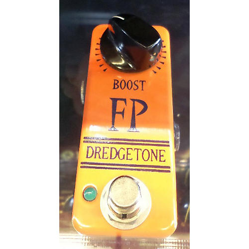 In Store Used FP Boost Orange Bass Effect Pedal