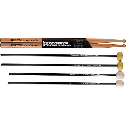 Innovative Percussion FP1 Educational Elementary Pack with Stick Bag