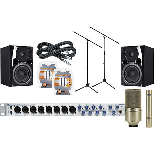 Presonus FP10 Recording Package