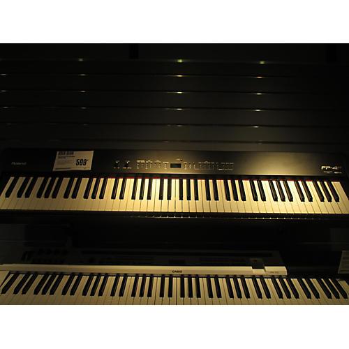 used roland fp4f keyboard workstation guitar center. Black Bedroom Furniture Sets. Home Design Ideas