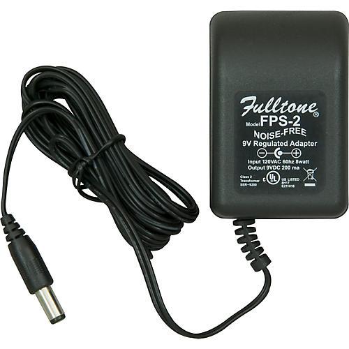 Fulltone FPS-2 Center Positive Pin 9V AC Adapter