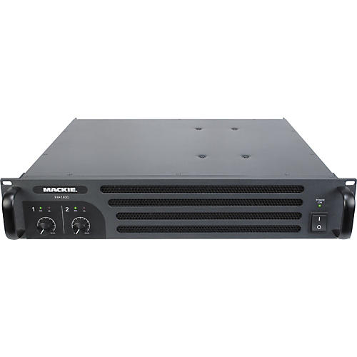 Mackie FR 1400 2-Channel Stereo Power Amplifier-thumbnail
