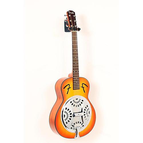 Fender FR-50 Resonator Guitar Sunburst 888365365794