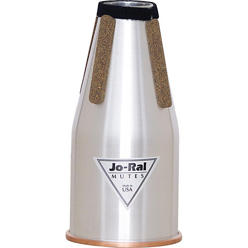 Jo-Ral FR-AC Copper Bottom French Horn Straight Mute-thumbnail