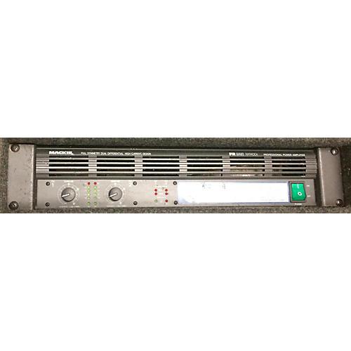 Mackie FR1400 Power Amp-thumbnail