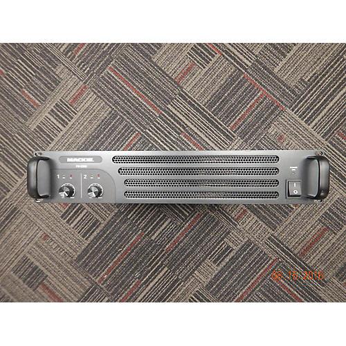 Mackie FR2500 Power Amp-thumbnail