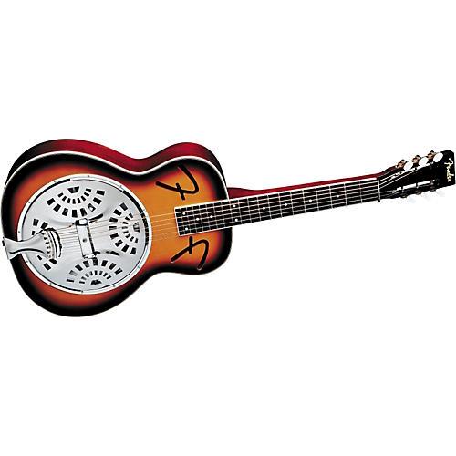 Fender FR50 Square Neck Resonator Guitar-thumbnail