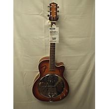 Fender FR50CE Cutaway Resonator Guitar