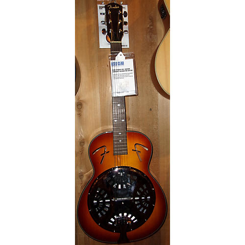 Fender FR51 Resonator Guitar-thumbnail