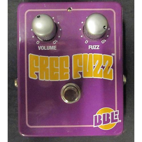 BBE FREE FUZZ Effect Pedal-thumbnail