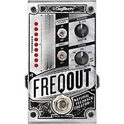 Digitech FREQOUT Frequency Dynamic Feedback Generator Pedal