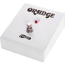 Orange Amplifiers FS-1 1-Button Guitar Footswitch Level 1