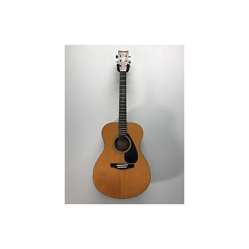 used yamaha fs 310a acoustic guitar guitar center