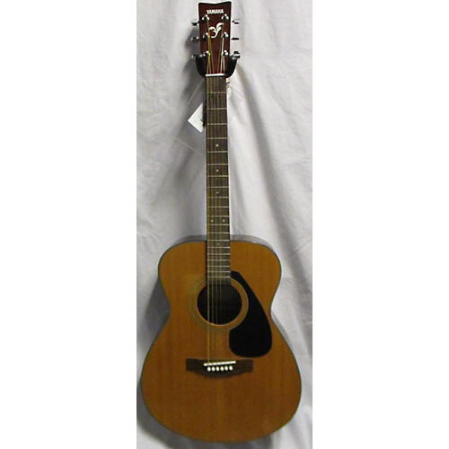 used yamaha fs 340 acoustic guitar guitar center