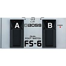 Boss FS-6 Footswitch Level 1