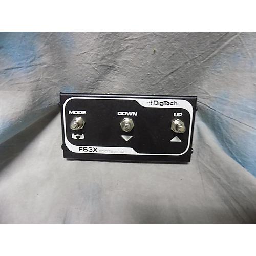 Digitech FS3X / FS3XV Selector Footswitch-thumbnail