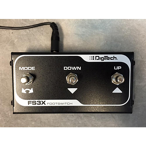 Digitech FS3X / FS3XV Selector Footswitch-thumbnail
