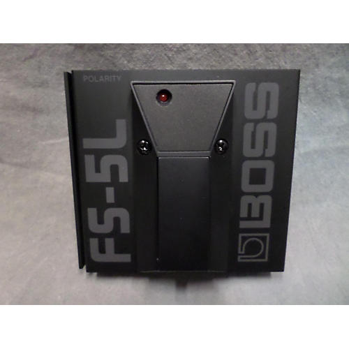 Boss FS5L Latching Footswitch Sustain Pedal-thumbnail