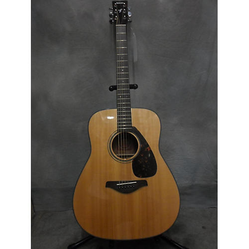 Yamaha FS700S Natural Acoustic Guitar