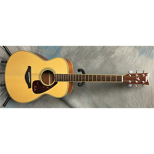 Yamaha FS720S Acoustic Guitar-thumbnail