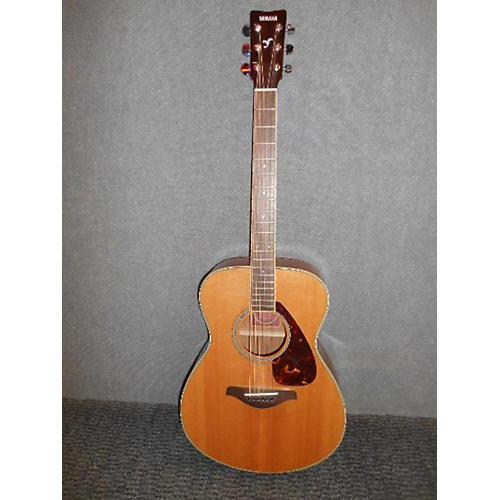 Yamaha FS720S Acoustic Guitar Natural