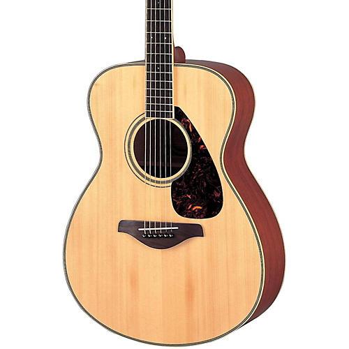 Yamaha FS720S Folk Acoustic Guitar Natural