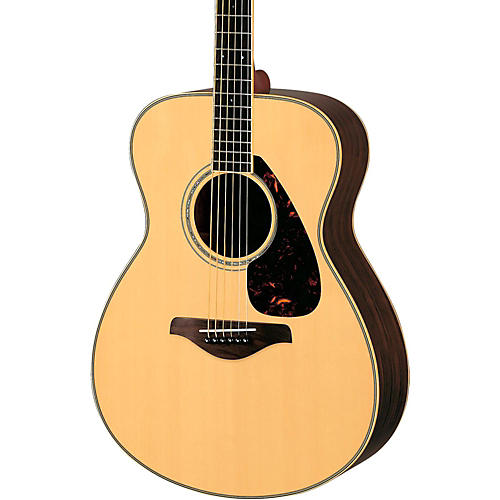 Yamaha FS730S Grand Auditorium Acoustic Guitar-thumbnail