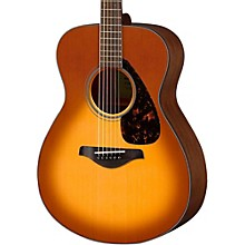 FS800 Folk Acoustic Guitar Sand Burst