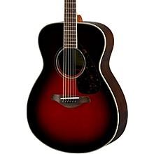 FS830 Small Body Acoustic Guitar Tobacco Sunburst