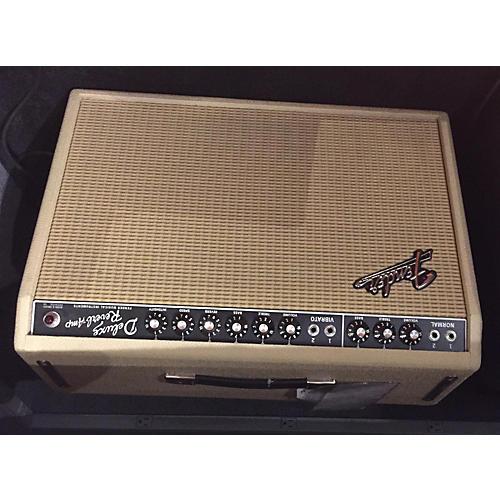 Fender FSR 1965 Deluxe Reverb 22W 1x12 Tube Guitar Combo Amp-thumbnail