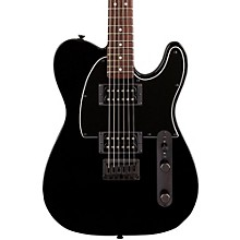 FSR Affinity Telecaster HH with Matching Headcap Metallic Black