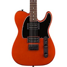FSR Affinity Telecaster HH with Matching Headcap Metallic Orange