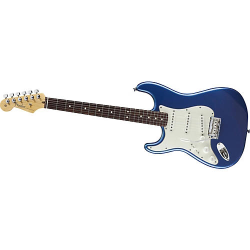 Fender FSR American Standard Stratocaster Left-Handed Electric Guitar with Rosewood Fingerboard-thumbnail